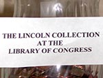 The Lincoln Collection at the Library of Congress
