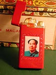 Chairman Mao Cigarette Lighter