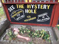 The Mystery Hole, Ansted, West Virginia