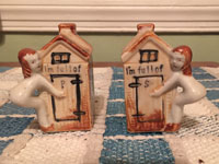 Outhouse Salt-and-Pepper Shakers