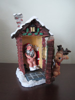 Santa's Outhouse