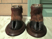 Hoof Ashtrays