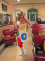 Twister Game Dress